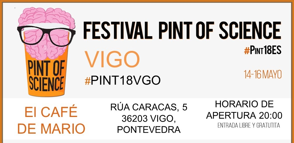 Festival Pint of Science in Vigo