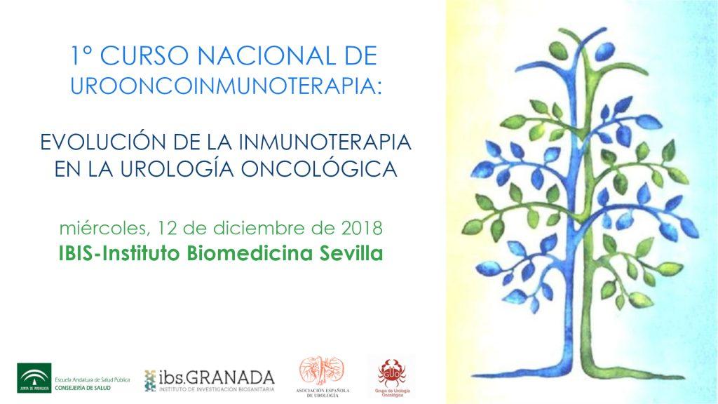 I Curso Nacional de Urooncoinmunoterapia
