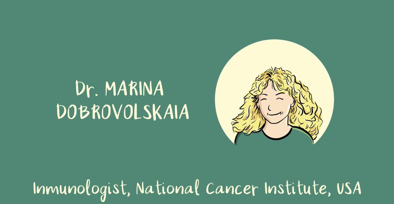 Permalink to:Dr. África González talks about Dr. Marina Dobrovolskaia