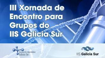 III Jornada de Encuentro para Grupos de Investigación del IIS Galicia Sur